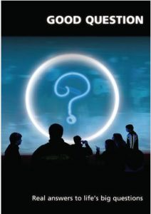 'Good Question' booklet